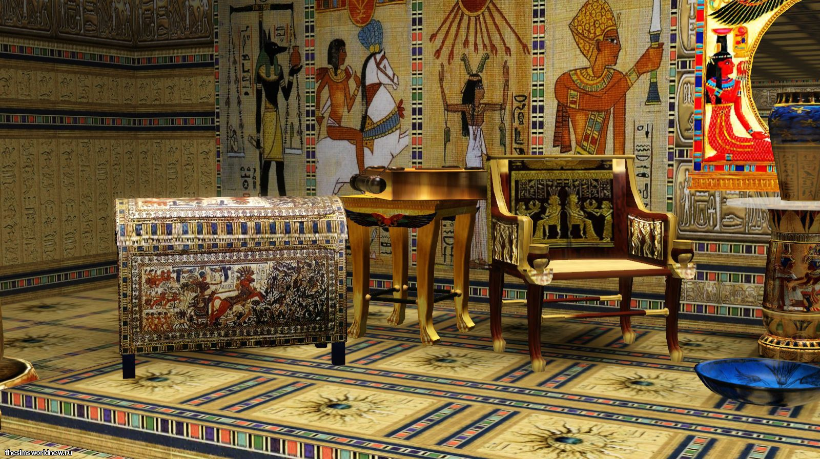 Ladesire S Creative Corner Egyptian Set By Ladesire