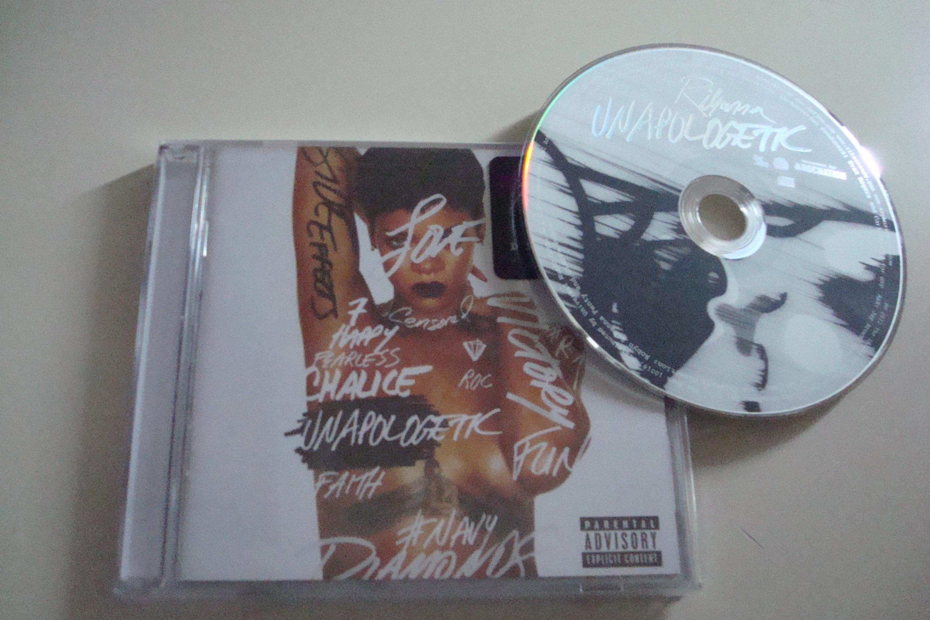 Rihanna Unapologetic 2012 Торрент