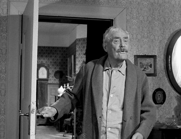 Земляничная поляна / Smultronstallet (1957) BDRip