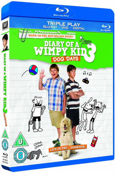 Diary Of A Wimpy Kid Dog Days Watch Online
