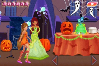 Winx Club: Magical Fairy Party [USA] [NDS]