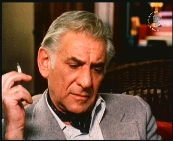 1978 Leonard Bernstein - Reflections [DVB] 1