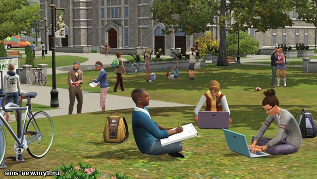 Интересные факты о the sims Студенческая жизнь Форум Ответы на вопросы о the sims 3 Университет от сайта simexchange