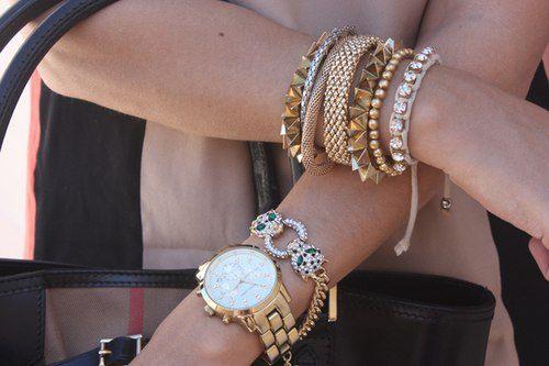 416cc6d6e5be ФЕТИШ. Часы с браслетами.   Блогер AnnaAngel на сайте SPLETNIK.RU 15 ...