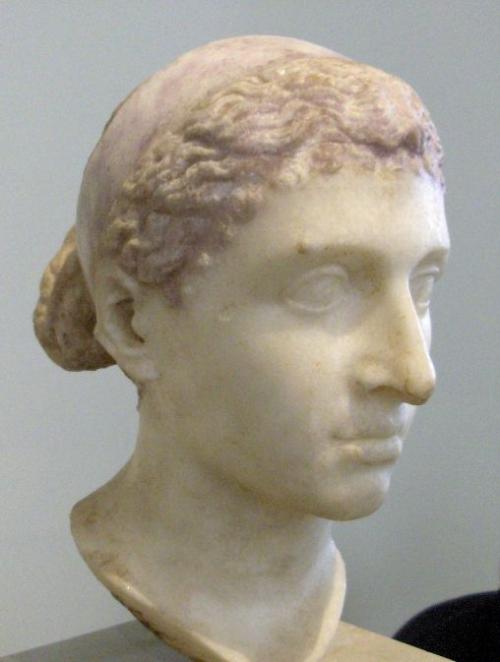 Женщины в истории клеопатра