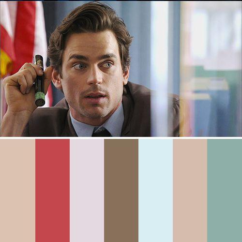 свои цветовые схемы – это