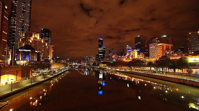 Melbourne / Мельбурн