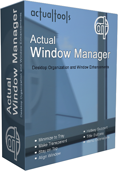 Actual Window Manager v8.1.1 Final