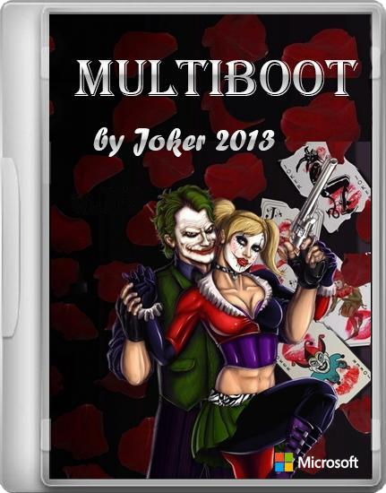 MultiBOOT v2.1 by Joker 2013 | (2014)  Русский