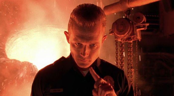Спецэффекты в «Терминатор 2: Судный день»