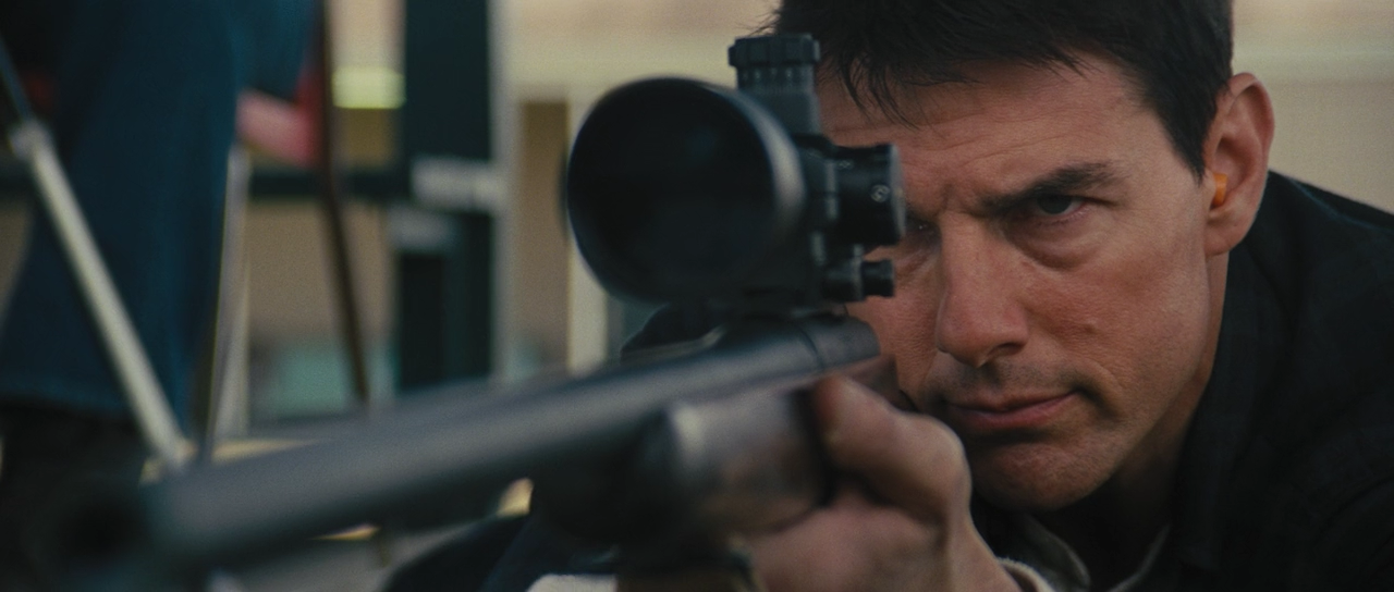 Джек Ричер / Jack Reacher [2012 / BDRip 720p] [Action / Crime / Thriller]