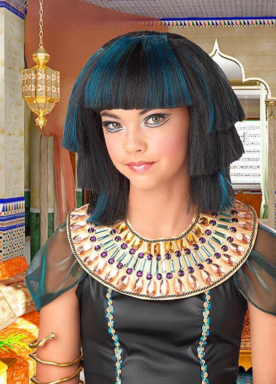 Женский фотошаблон - Египетская девушка