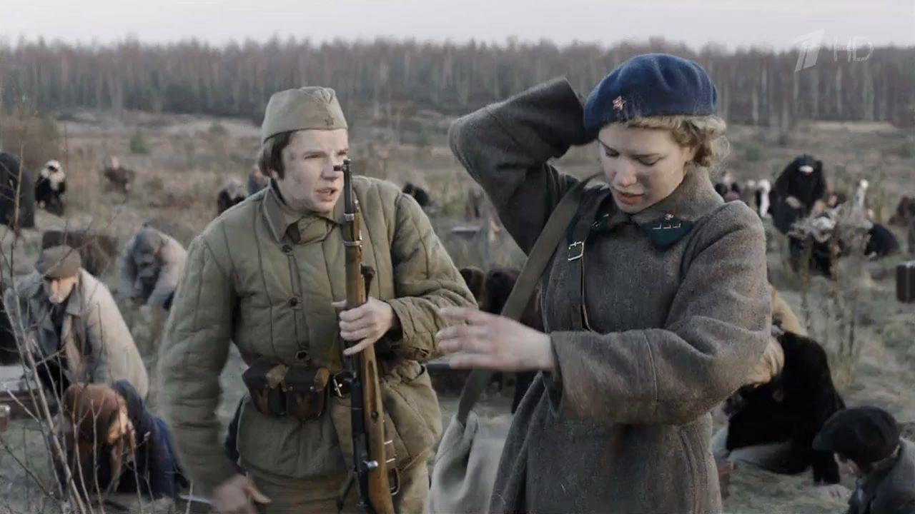 Наркомовский обоз (1-4 серии из 4) (2011) HDTVRip 720p
