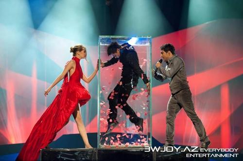 """""""Eurovision 2013"""" müsabiqəsinin qalibi müəyyənləşib!"""
