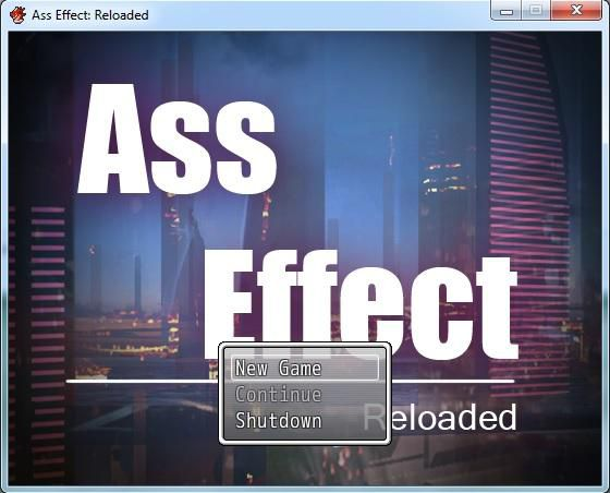 Ass Effect / ������ ������� [2013] [Uncen] [RPG, 3DCG] [ENG] SexGame