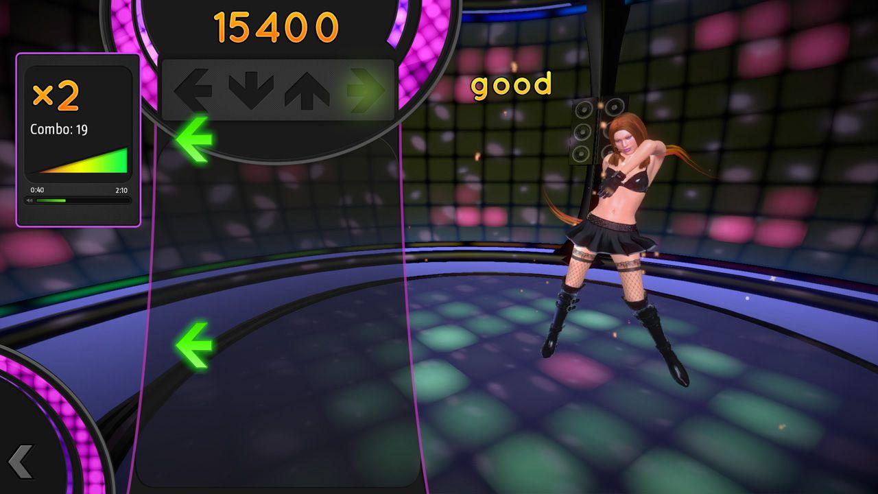 3D GoGo 2 [2013] [Ptcen] [Simulator, Dance] [ENG] SexGame