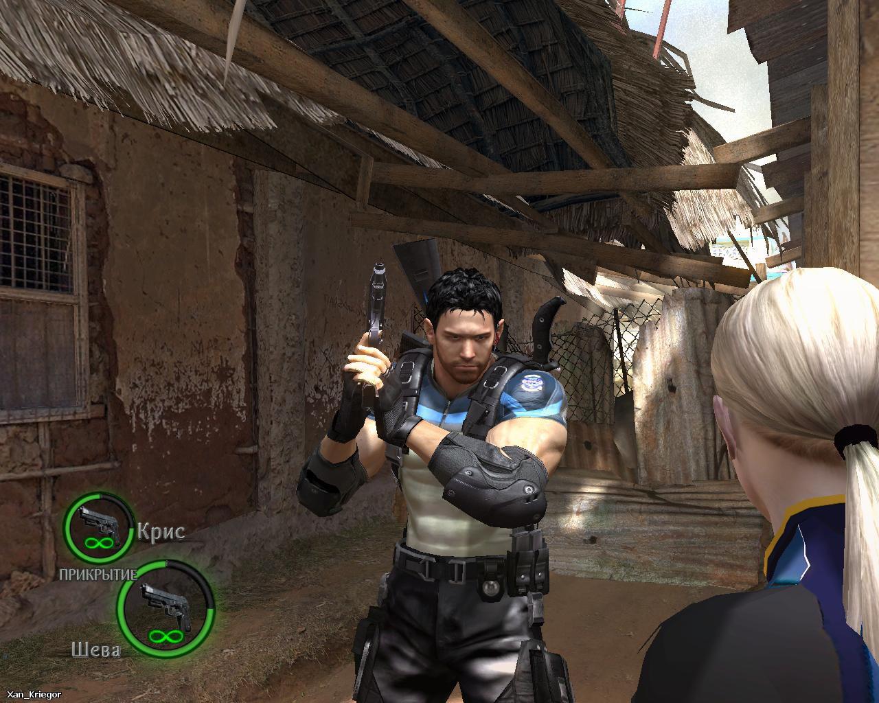 Resident evil 5 sheva cloning mods xxx clip