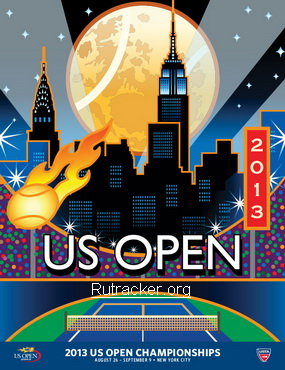 US Open 2013 / 1 / 4 финала / Станислас Вавринка (Швейцария, 9) - Энди Маррей (Великобритания, 3) / S.Wawrinka - A.Murray / Eurosport [05.09.2013, Теннис, SD, H.264, RU, WEB-Stream]