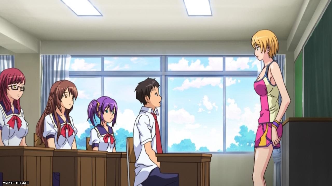 School [OVA] / School I / Школа и Я / Моя школа [2 из 2] [JPN,ENG,RUS] Anime Hentai