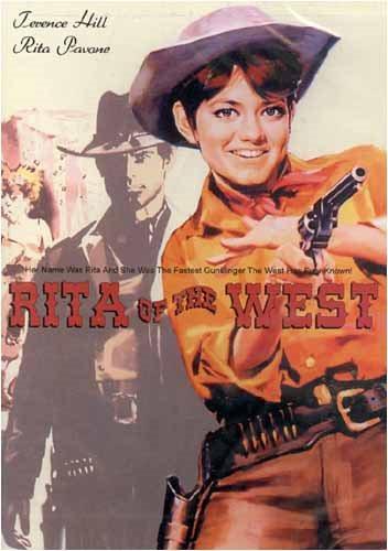 Маленькая Рита идет на Запад 1967 - одноголосый