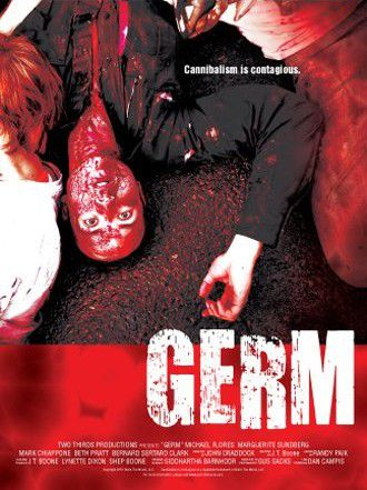 Микроб / Germ / Germ Z (Дж.Т. Бун / J.T. Boone, Джон Крэддок / John Craddock) [2013, США, ужасы, фантастика, боевик, WEB-DL 720p] DVO + VO + Original (Eng) + Sub (eng)