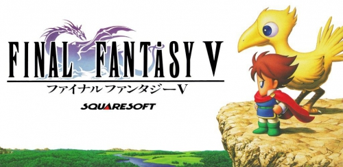 FINAL FANTASY V v1.0.1 for Android