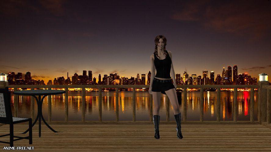 Virtual Date Girls - Jennifer / Виртуальное свидание с Дженнифер [2013] [Uncen] [ADV] [ENG] H-Game