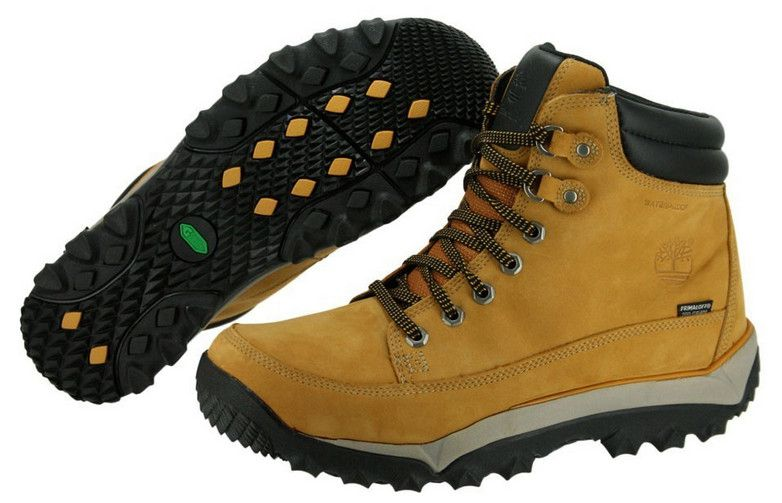 TIMBERLAND CASUALS MEN'S Dark Brown 15550 Earthkeepers Rugged Work Boots Sz 11.5