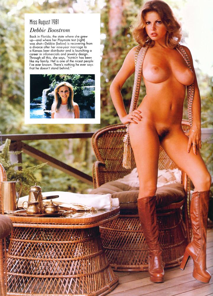 Debbie nude