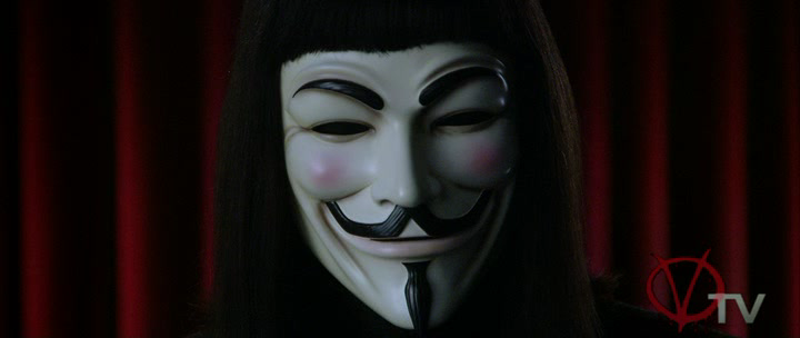 «V» значит Вендетта — V for Vendetta (2005)  BDRip