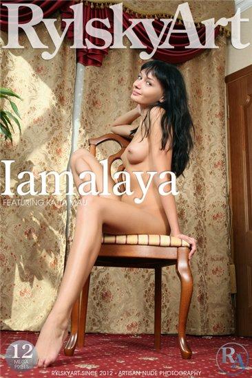 [RylskyArt] Katia Mau - Iamalaya (2013) [HQ Photoset]