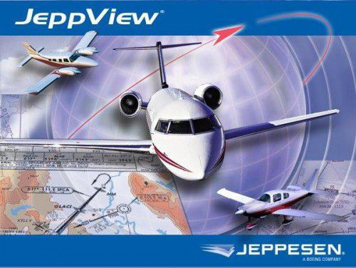 Jeppesen Data Cycle 1321 Full World (10/2013)