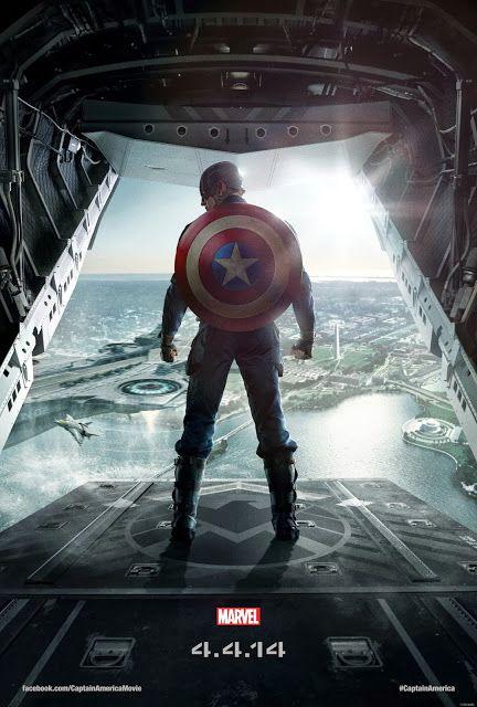 Первый трейлер фильма Капитан Америка: Зимний Солдат (2014) - дублированный