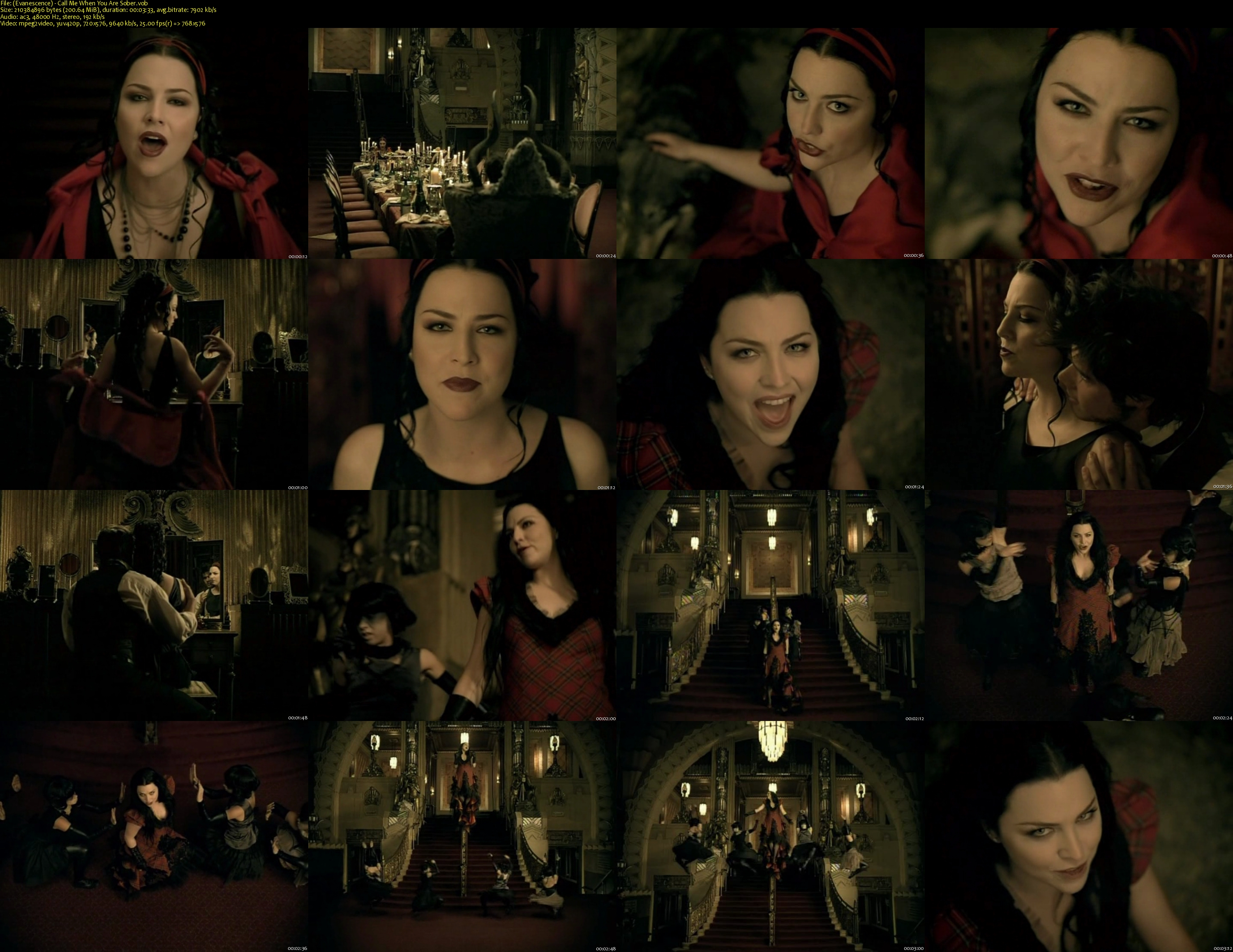(Evanescence) - Call Me When You Are Sober_s.jpg