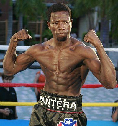 История одного боксера