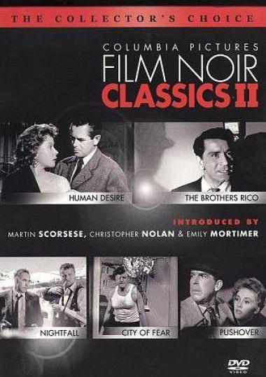 Сумерки / Nightfall (Жак Турнёр / Jacques Tourneur) [1957, США, фильм-нуар, триллер, драма, мелодрама, криминал, DVD5 (Custom)] [16:9 NTSC R1] Sub Rus (spartakeynoir) + Sub Eng + Original Eng