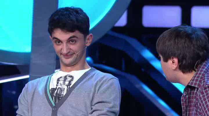 Comedy Баттл. Без границ (32 выпуск.Финал) (27.12.2013) WEB-DLRip