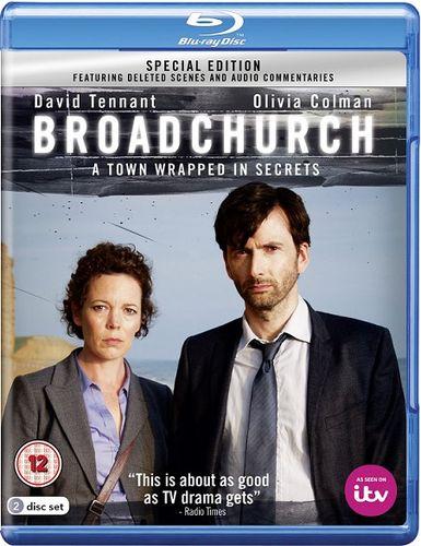 Убийство на пляже / Broadchurch [s01] (2013) Blu-Ray Remux 1080i от HDClub