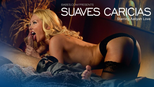 Aaliyah Love - Suaves Caricias (2013) [HD 720p]