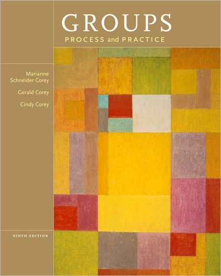 Groups: Process and Practice, 9th edition