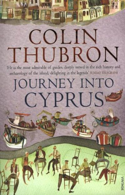 Journey Into Cyprus (Audiobook)