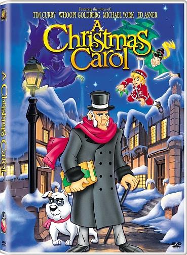 Рождественская песнь / Рождественская история / A Christmas Carol (Стэн Филлипс / Stan Phillips) [1997, США, мультфильм, фэнтези, драма, DVDRip-AVC] Dub (Канал Gulli) + AVO (Юрий Живов) + Original Eng