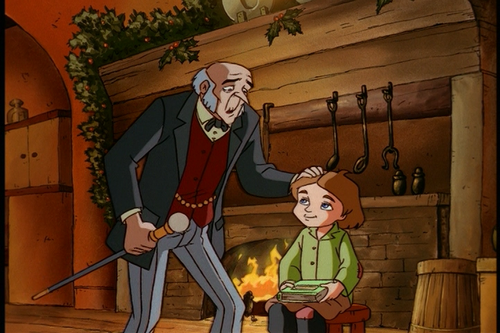 yes it may be harmless for the most part it mostly follows the story but its clear from the lack of effort disneyfication that this is just a - A Christmas Carol 1997