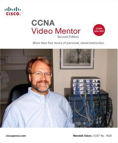 Cisco Press - CCNA Video Mentor Streaming Video Second Edition
