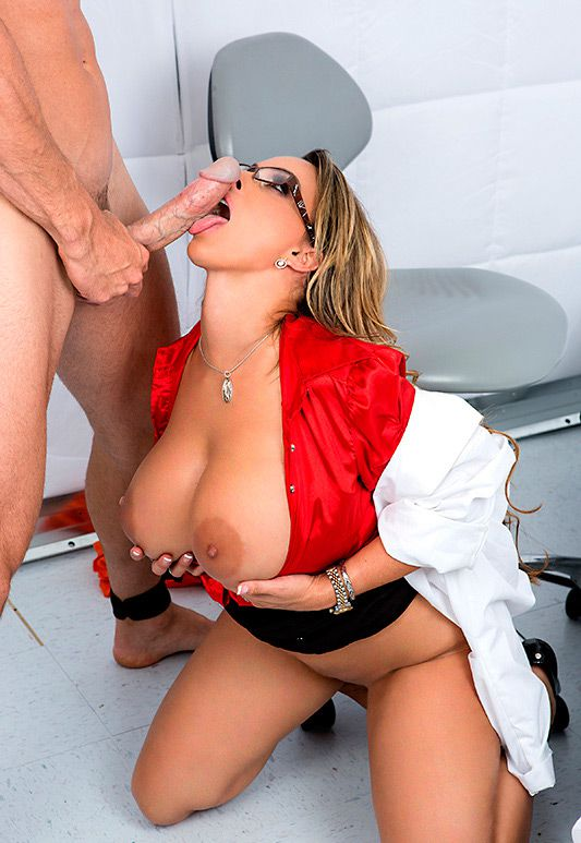 Holly Halston - Jailhouse Fuck (2013) [HD 720p]