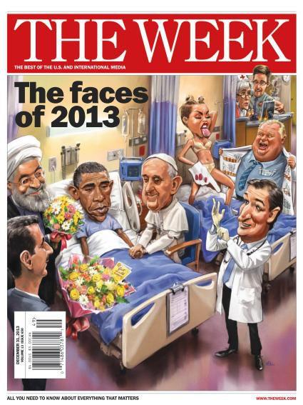 The Week USA - 31 December 2013 (True PDF)