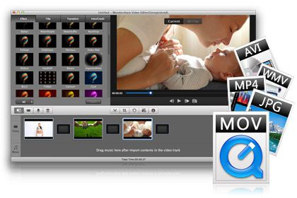 Wondershare Video Editor for Mac v2.9.0
