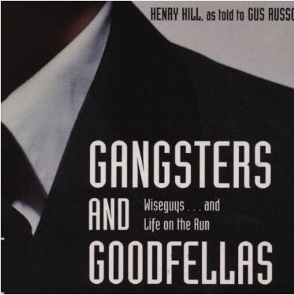 Gangsters and Goodfellas (Audiobook)