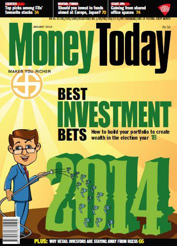 Money Today - January 2014 (TRUE PDF)