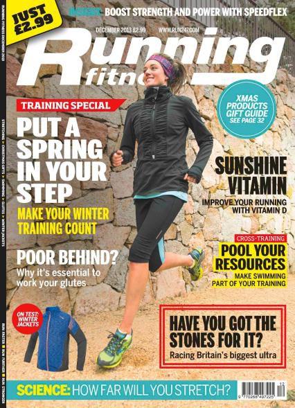 Running fitness UK - December 2013